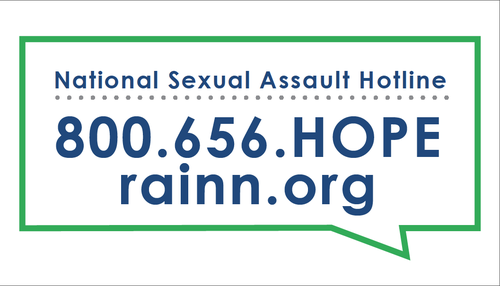 Image result for rainn sexual assault